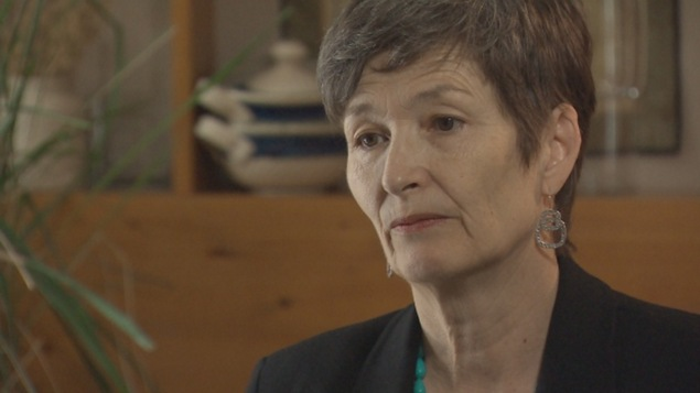 Alexandra Bain dirige la branche canadienne de l'organisme Hayat.