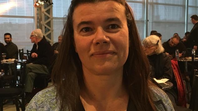 Anne Laurençon, chercheuse et généticienne à l'Institut de génomique fonctionnelle de Lyon