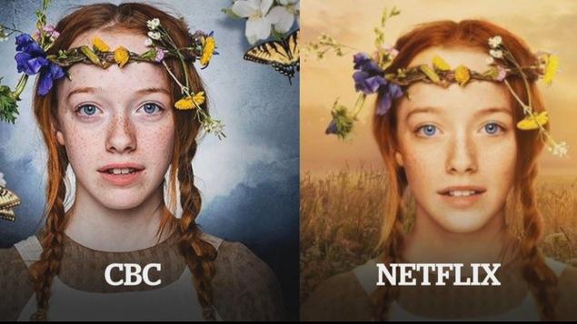 Netflix rend l 39 apparence de anne plus hollywood ici for Anne la maison aux pignons verts