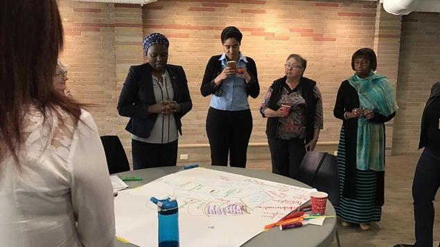 Un atelier de mentorat féminin organisé par le Conseil économique et coopératif de la Saskatchewan