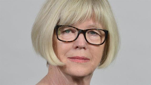L'auteure Madeleine Blais-Dahlem