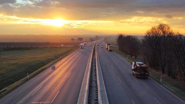 La construction d'un accès routier entre l'autoroute 20, Granby et les États-Uns ne serait pas rentable.
