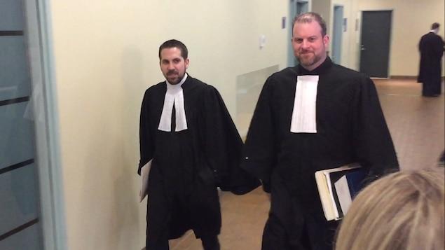 Les avocats Me Charles-Olivier Gosselin et Me Jean-Claude Gingras représenteront Alexandre Bissonnette.