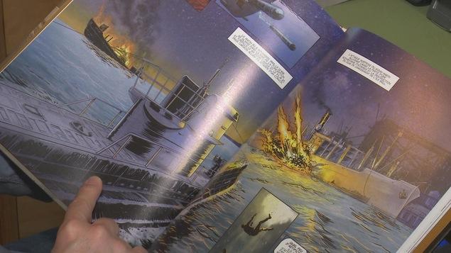 Bombardement, guerre, bateaux, sous-marins