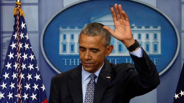 Barack Obama bientôt à Montréal