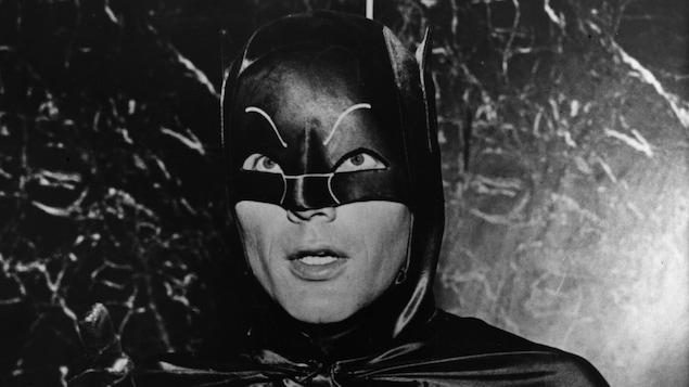 Mort de l'iconique Batman — Adam West