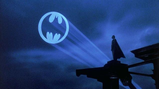 Batman et le Bat-signal