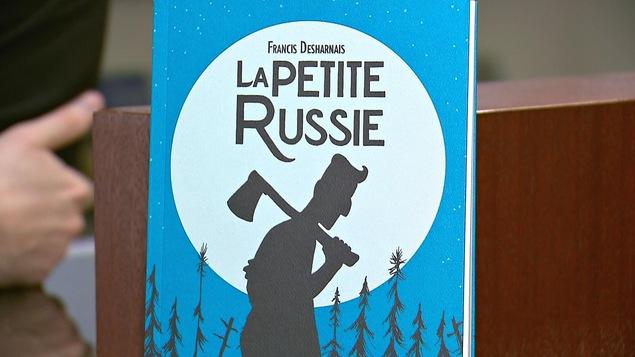 La BD La petite Russie de Francis Desharnais