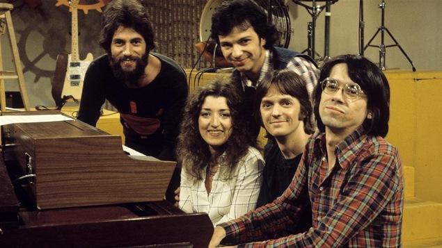 Beau Dommage en 1975 à Radio-Canada