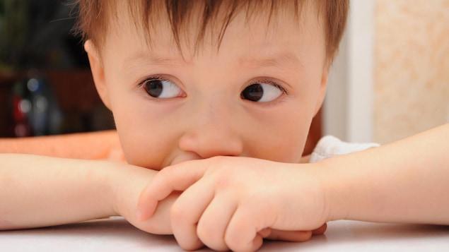Enfant stressé, adulte plus enclin à la dépression