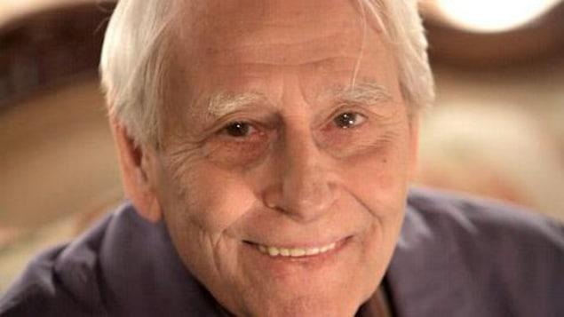 Le comédien Benoît Girard