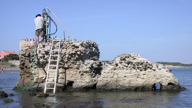 Des chercheurs tentent de comprendre pourquoi le ciment romain antique résiste si bien au temps.