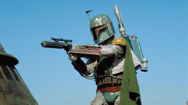 Boba Fett dans « Star Wars »