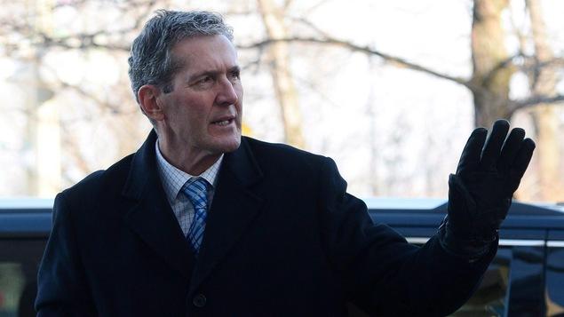 Brian Pallister, premier ministre du Manitoba