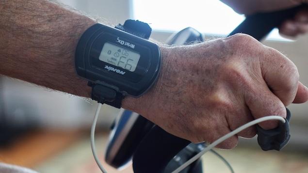 Le cardiofrequencemetre au poignet