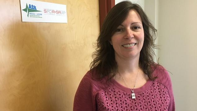 Caroline Jose mène une recherche sur les services et programmes destinées aux personnes autistes adultes dans les provinces Maritimes.
