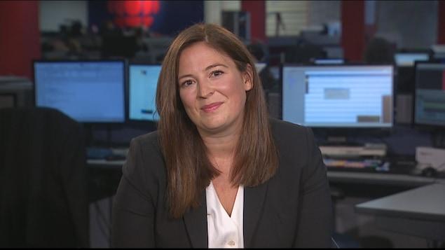 Caroline Magnan est la directrice du Programme pancanadien de common law en français.