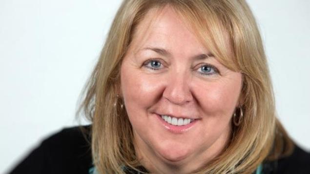 Carolle Dubé, présidente de l'APTS