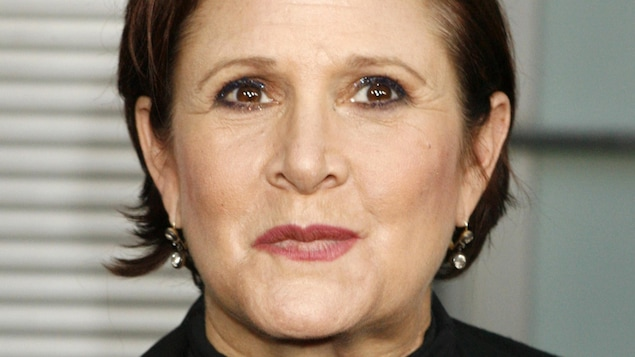 Carrie Fisher, princesse Leia dans Star Wars, est morte à 60 ans