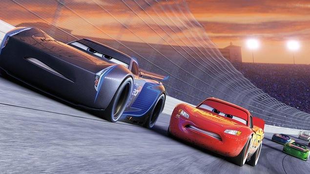 Le film «Cars 3»