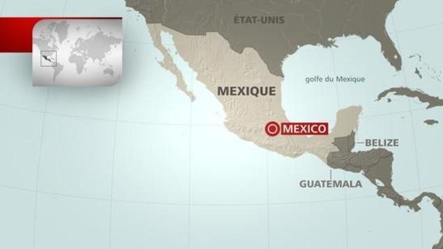 Le Mexique a connu un séisme mardi, dont l'épicentre se situait non loin de la capitale Mexico.