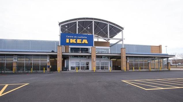 ikea ouvre un centre de cueillette bathurst au nouveau