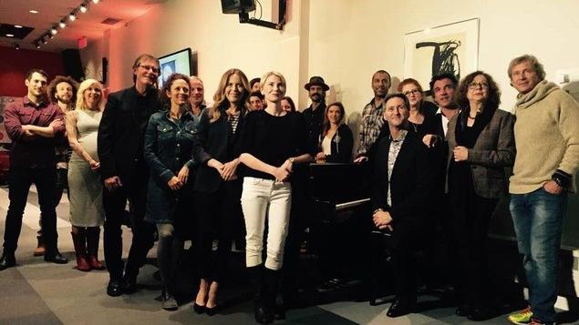 Le Centre culturel de l'Université de Sherbrooke a réuni plusieurs artistes pour présenter sa programmation 2017-2018.
