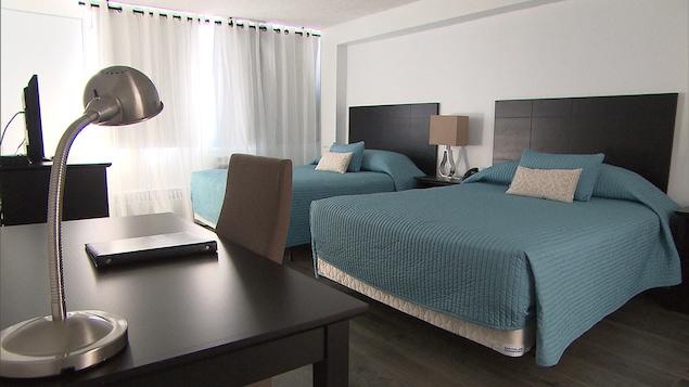 une nouvelle application pour louer des chambres d 39 h tel l 39 heure ici radio. Black Bedroom Furniture Sets. Home Design Ideas
