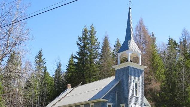 La chapelle du Pied-du-lac de Rivière-Bleue