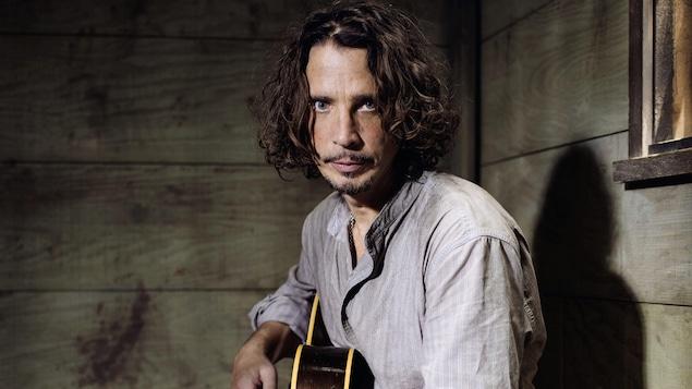 Le chanteur Chris Cornell
