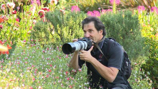 L'ornithologue, Christian Artuso