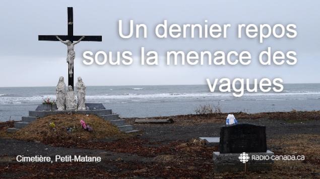 Calvaire du cimetière de Petit-Matane