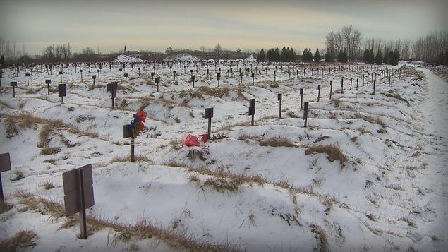 La ville de Québec ne compte aucun cimetière musulman sur son territoire.