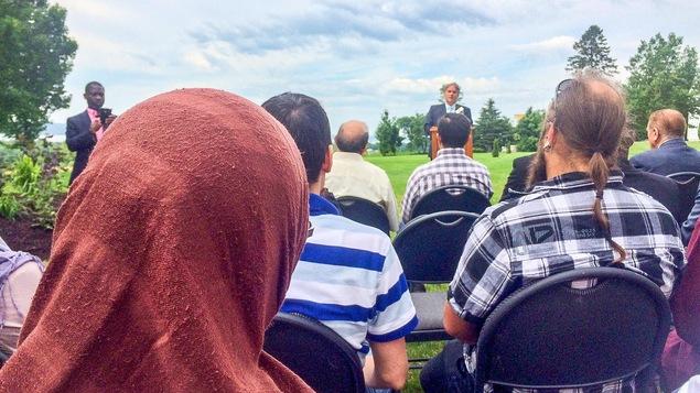 La région de Québec accueille un premier cimetière musulman