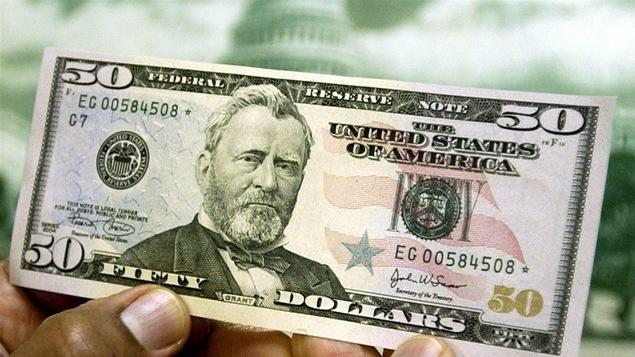 Le billet américain de 50 $