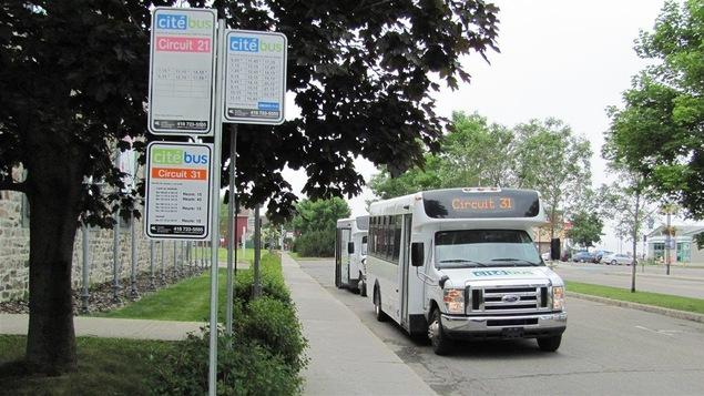 Le service de transport en commun de Rimouski