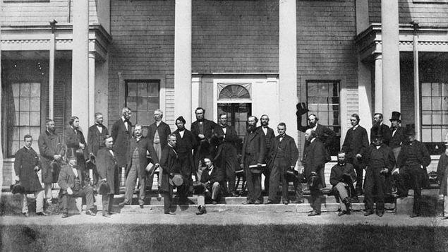 Les Pères de la Confédération