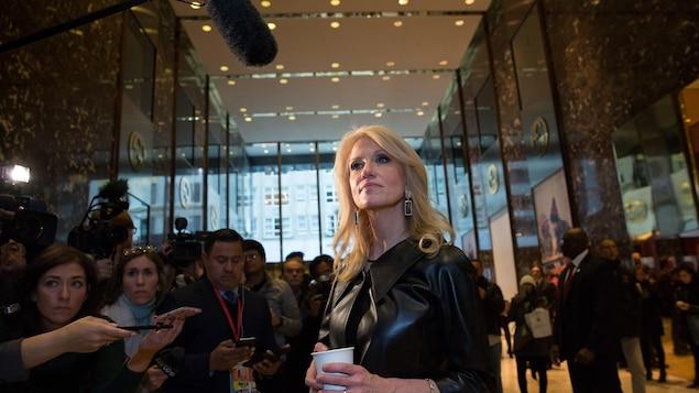 Trump cherche son chef de la diplomatie