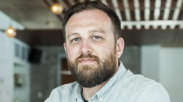 L'auteur Daniel Grenier