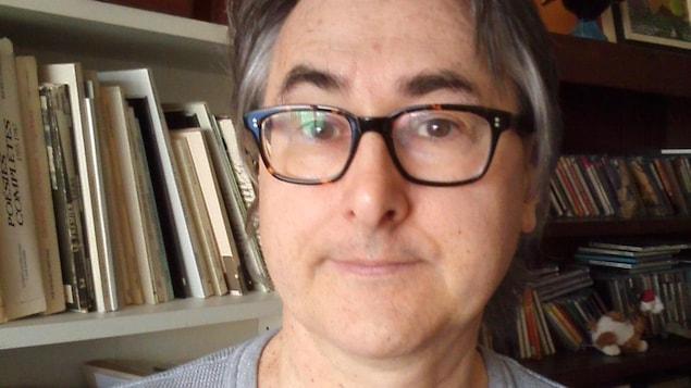 L'auteur Daniel Guilbeault