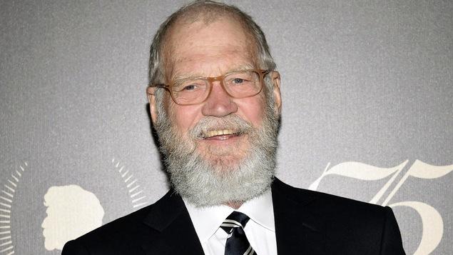 David Letterman de retour avec un talk-show sur Netflix