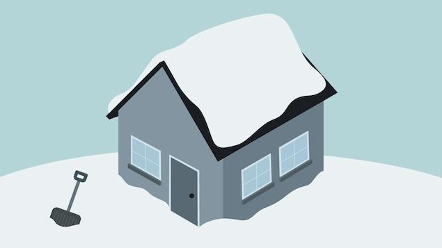 Ce qu'il faut savoir avant de déneiger son toit