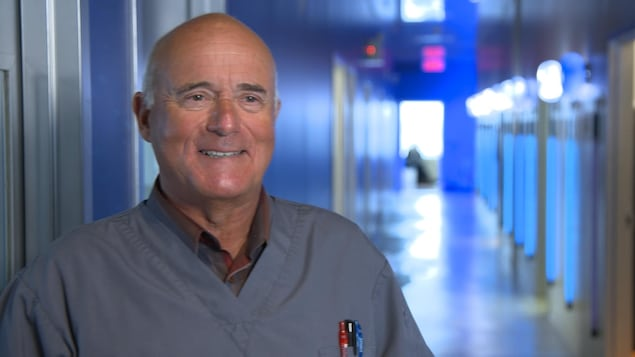 Le dentiste Pierre Jobidon