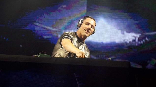 Le DJ Tïësto
