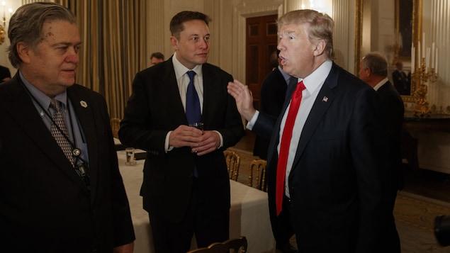 Des décrets pour déréguler la finance — Donald Trump