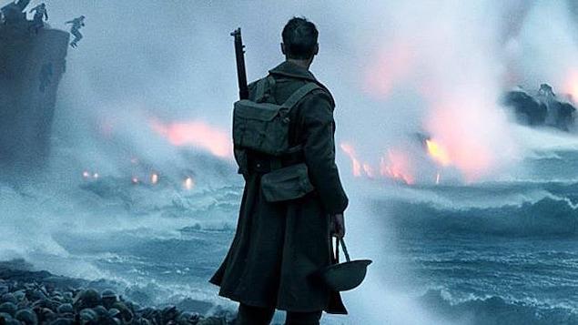 L'affiche du film « Dunkerque »