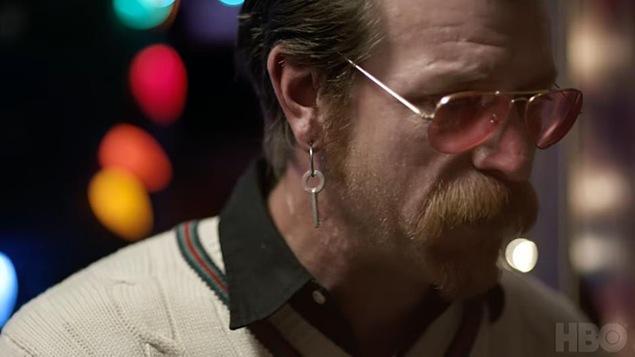 Jesse Hughes dans le film « Eagles of Death Metal : Nos amis »