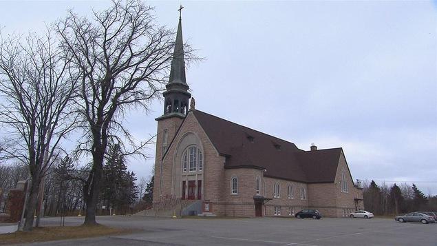 Un incendie endommage l'église de Pointe-au-Père