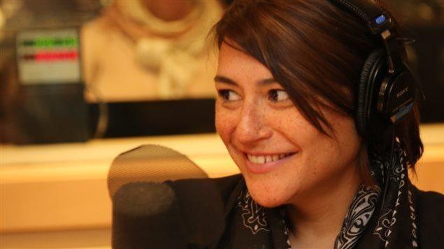 Elisapie Isaac à la Première Chaîne de Radio-Canada