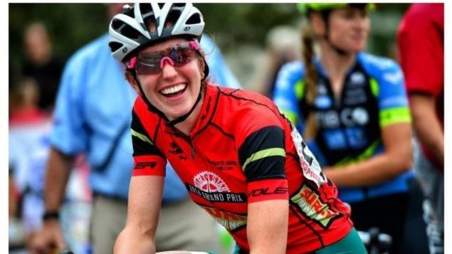La cycliste est décédée des suites d'une collision avec une voiture.